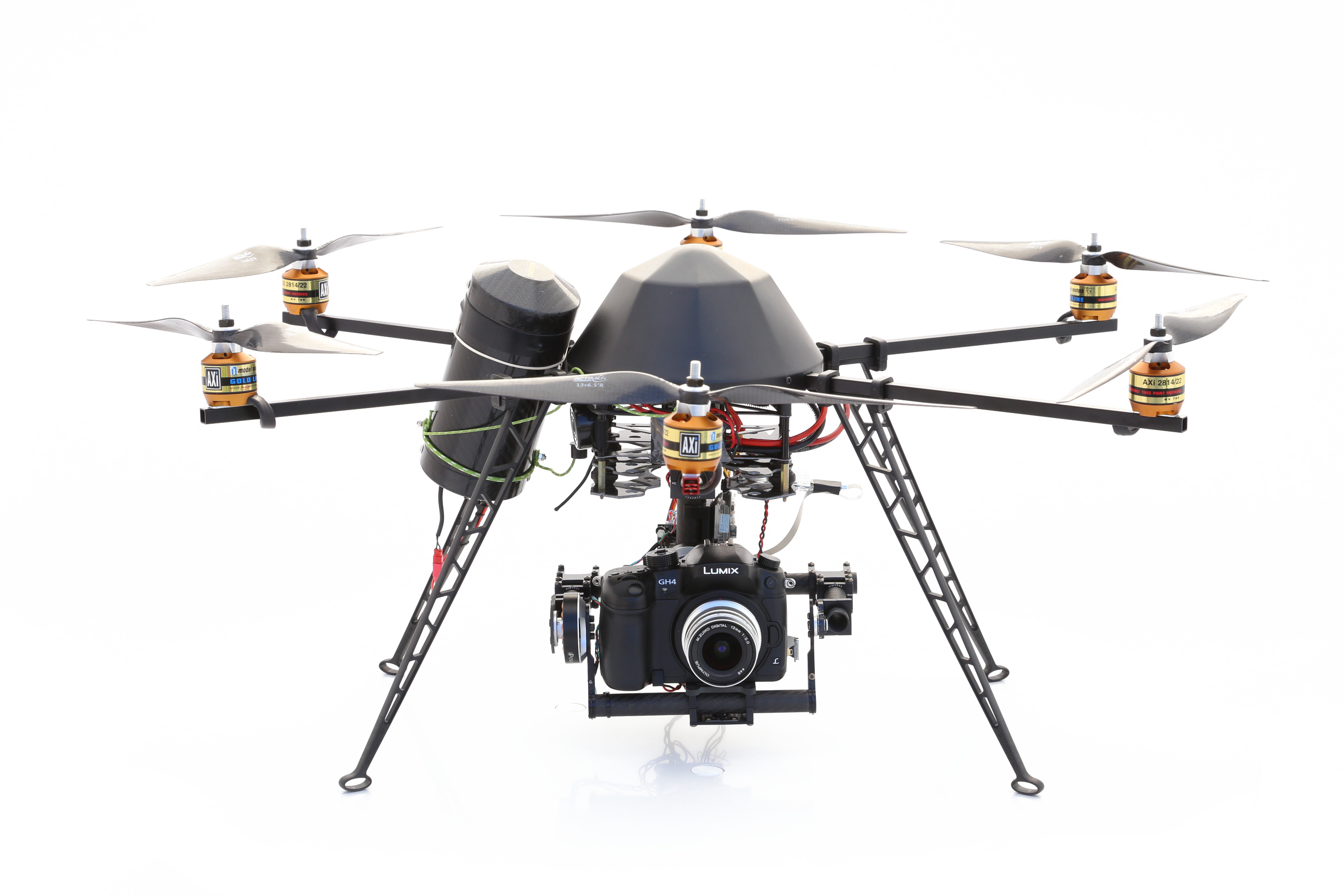 HexaCopter Mad'In Drone