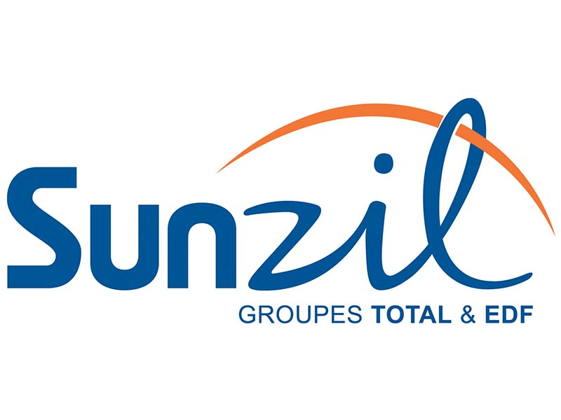 Sunzil - Groupe Total et EDF