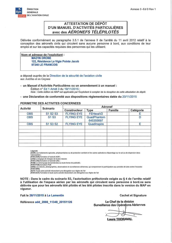 Certificat d'aptitude théorique ULM